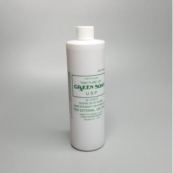 Зелёное мыло (Green Soap)