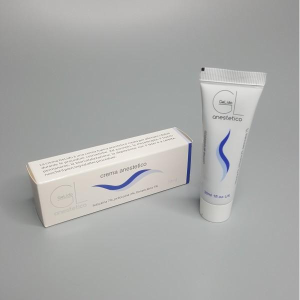Охлаждающий крем GELIDO (30 МЛ)