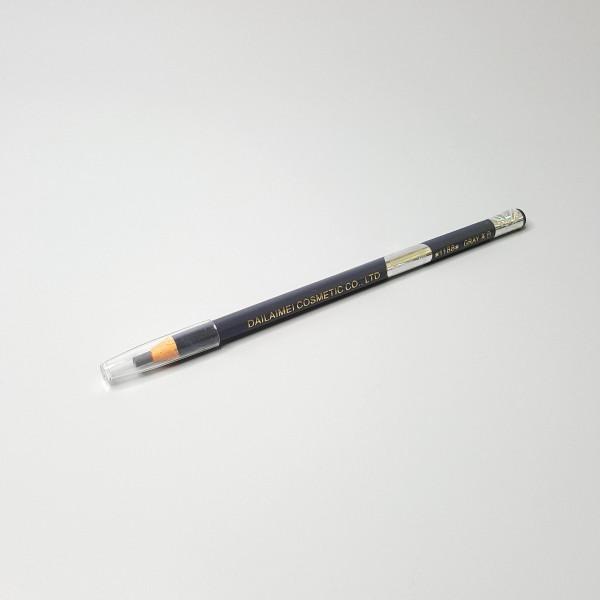 Карандаш для бровей с ниткой (серый)