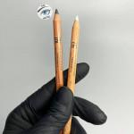 Коричневый карандаш для отрисовки эскиза Miss Tais