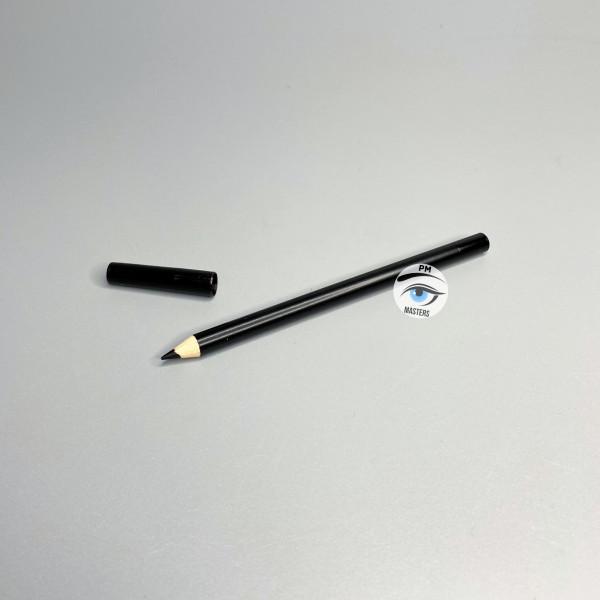 Карандаш для эскиза перманентного макияжа. Черный