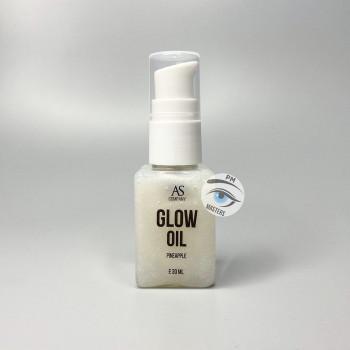 Фото масло Glow Oil . Ананас